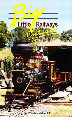 Big Little Railways Continued - ON&P, HH&YV, Paradise RR and Michigan AuSable