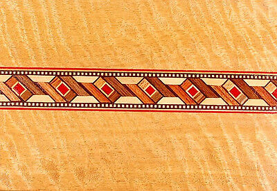 """Exquisite """"Never to be seen again"""" Buffard Frères Marquetry Banding (Inlay-1)"""