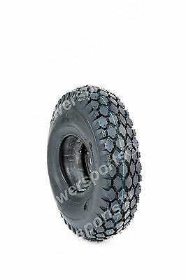 4.10/3.50x4  4 PLY KENDA K352 PNEUMATIC TYRE AND TUBE SET FOR MOBILITY SCOOTERS