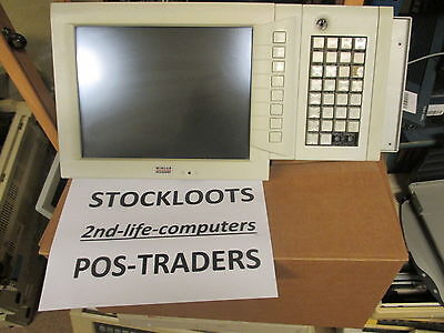 "Wincor Nixdorf SNIKEY 01750096766  12.1"" A-2 c/  Touchscreen Touch screen POS"