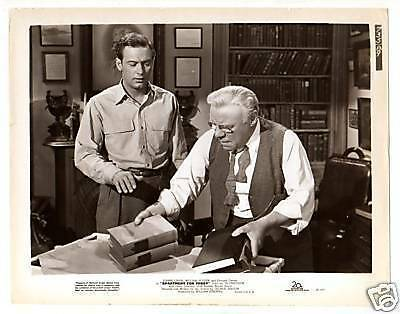 William Holden - Lobby Card - 8X10 Apartment For Peggy
