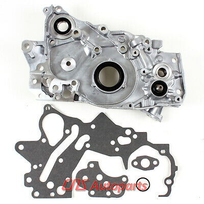 99-05 2.4L MITSUBISHI CHRYSLER SOHC Engine OIL PUMP 4G64 Eclipse Galant New Part