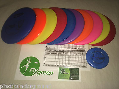 New Frisbee Disc Golf 10 Pack Innova Build Your Own Set Drivers Putters Fairway