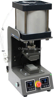 "Ai 3x2"" Pneumatic Rosin Heat Press with Dual Heating Platens Element LCD Screen"