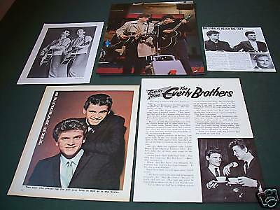 Everley Brothers  - Music  Clippings Cuttings