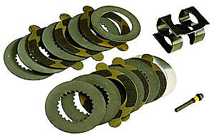 Ford Racing M-4700-C Traction-Lok Rebuild Kit with Carbon Discs