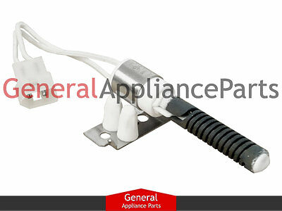 GE General Electric Hotpoint Gas Dryer Round Ceramic Ignitor Igniter WE4X739