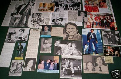 John Ritter - Film Star -  Clippings/ Cuttings Pack
