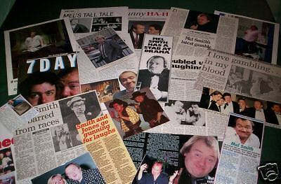 Mel Smith -  Film / Tv Star - Cuttings Clippings - Pack
