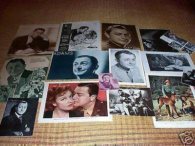 Robert Young  - Film Star - Clippings / Cuttings