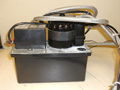 Little Giant VCL-45ULS Condensate Removal Pump 115V 60Hz * For Parts or Repair*