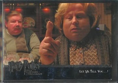Harry Potter POA Prisoner of Azkaban Update Trading Cards 90 Card Base Set
