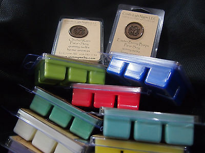 yummy melts & more Para*Soy Wax Tarts Lot of 5*Compatible with All wax warmers