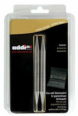 addi Click Interchangeable Circular Knitting Needle Tips