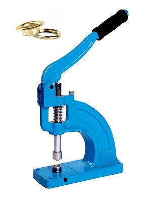 15mm EyeLet Machine Banner Punch Press Punch Hole Punch With 500 Free Eyelets