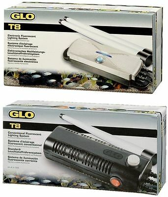 Hagen Glo T8 Single Double Starter Light Unit Controller Fish Tank Aquarium