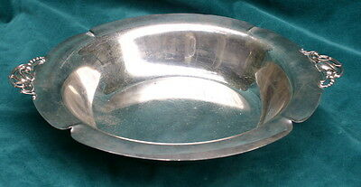 Webster Sterling Silver Antique American Beautiful Bowl   MAGNIFICENT
