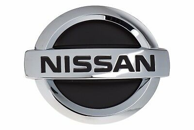 2004-2006 Nissan Altima Chrome Front Grille Emblem Logo Nameplate Badge OEM NEW
