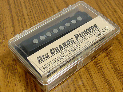 NEW USA Rio Grande Muy Grande Jazz Bass PICKUP Neck for Fender J Bass