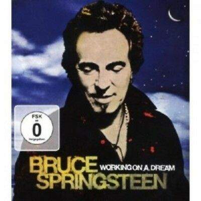 Bruce Springsteen - Working On A Dream/ltd.edition  Cd + Dvd 21 Tracks Pop New