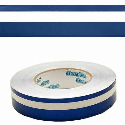 Larson / Glastron 0572949 1 1/4 Inch Blue / Clear Boat Pinstripe Deck Tape