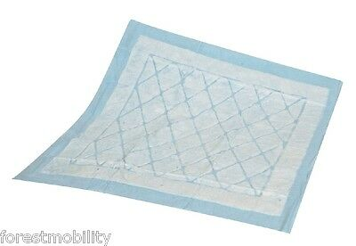 Disposable Baby Changing Mats pads 60x60cm per 60 Sheets also potty training