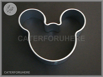 Mickey Mouse Biscuit Cutter Seamless Disney Cookies Cake Decorating Sugarcraft