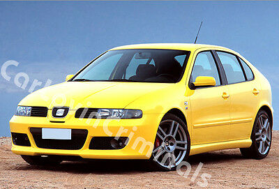 Seat Leon Cupra R Side Skirts
