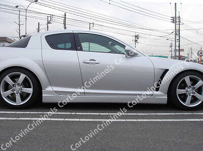 Mazda Rx-8 ( Rx8 Rx 8 ) Side Skirts