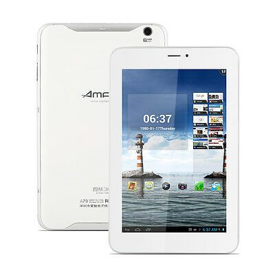 "TABLET PC 7"" GOOGLE ANDROID 4.0 WIFI 3G INTEGRATO + TELEFONO BLUETOOTH DUAL CAM"