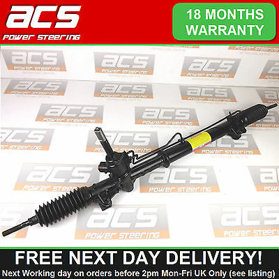 FORD FOCUS C-MAX POWER STEERING RACK 2003 TO 2007 (With angle sensor)