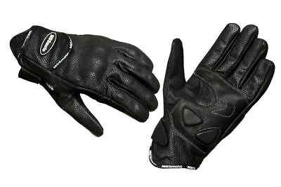 Mbsmoto Summer Touring Motorcycle Motorbike Scooter Leather Short Sports  Glove
