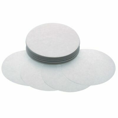 250 WAX DISCS for BURGERS Hamburger / Burger Makers, 2 Sizes Available...