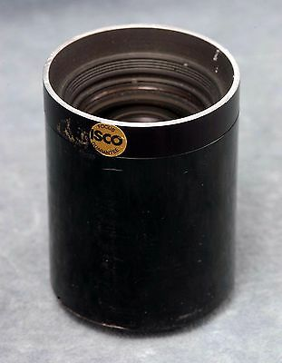 Isco Projection Lens For Kodak Carousel/ektagraphic - Unknown Focal Length