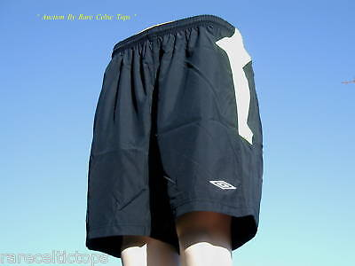Celtic Bumblebee Goalkeepers Home Shorts 04-05 Size Adults Medium M