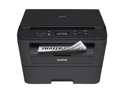 DCP-L2520DW Compact Laser 3-In-1 with Wireless Networking and Duplex Printing