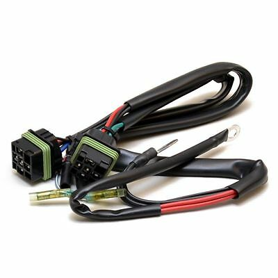 quicksilver mercury wiring harness assembly a bull  mercury quicksilver 84 826802a4 outboard power boat trim wiring harness