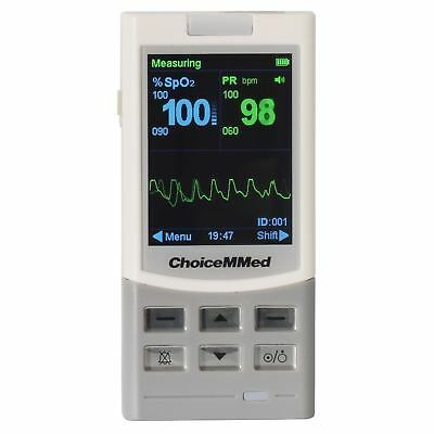 Choicemed MD300M Pulse Oximeter Handheld Portable SpO2 Colour Screen Brand New