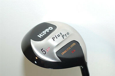 50 - Hippo PLUS PRO 20* 5 wood MARAGING NEW $100 GRAPHITE Wholesale Price MAKE $