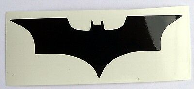 adesivo Batman uomo man sticker decal vynil vinile car auto moto film cinema bat