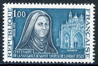 Stamp / Timbre France Neuf Luxe N° 1737 ** Sainte Therese De L'enfant