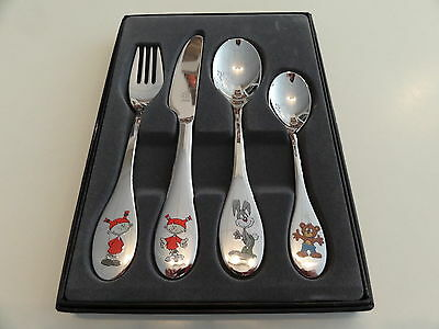 Kinderbesteck Friends 4-tlg.Zwilling children`s cutlery
