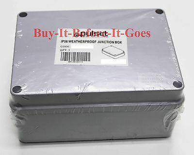 Weatherproof Junction Box I56 Electrical Cable Tool 190 Electrical Wholesaler