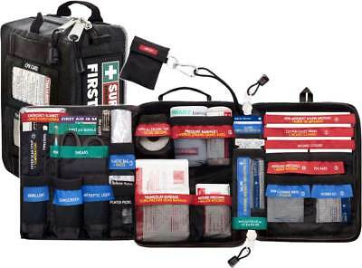SURVIVAL Vehicle First Aid KIT + Safety Centre KIT + Waterproof Playing Cards