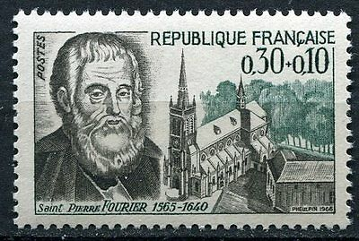Stamp / Timbre France Neuf Luxe ** N° 1470 ** Celebrite Saint Pierre Fourier
