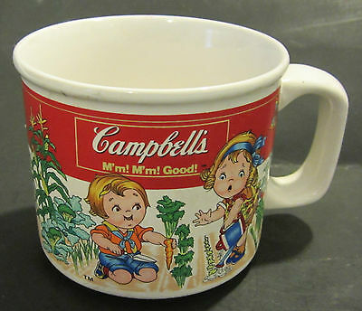 1993 WESTWOOD CAMPBELL SOUP CO CAMPBELL KIDS SOUP CUP / MUG