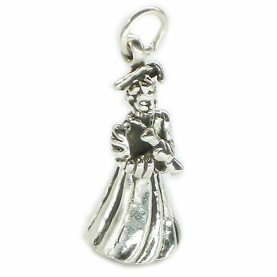 Driver License sterling silver charm .925 x 1 Driving license charms SSLP3091