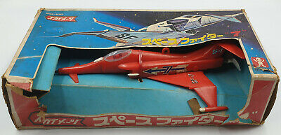 "Captain Scarlet : Angel Interceptor Model Made By Bandai In ""red"" - Very Rare"
