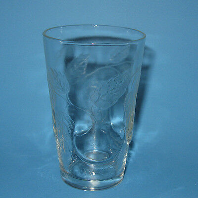 Jeannette LATE TOMATO VINE Juice Glass 1
