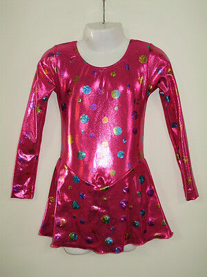 ICE SKATING / DANCE COSTUME Girls SIZE 8 NEW